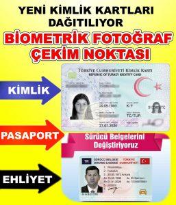biometrik fotoğraf çekimi